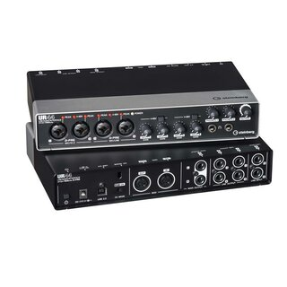 Steinberg UR44 USB Audio- und Midi- Interface
