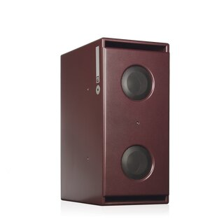PSI Audio Active SUB A225 M Studio rot