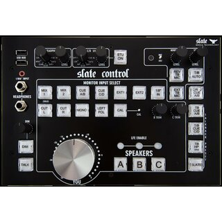 Slate Audio Slate Control - Black
